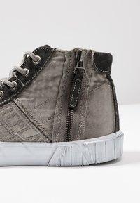 Replay - DOCK - Sneakers alte - grey - 5