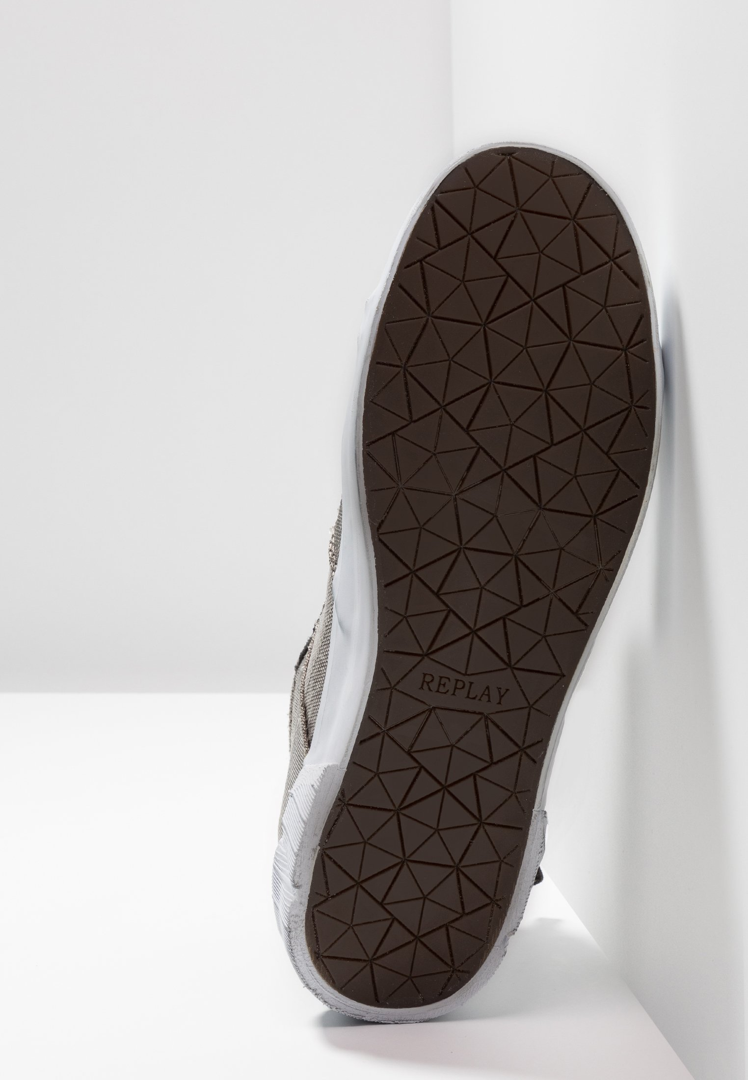 Replay DOCK - Sneakers high - grey