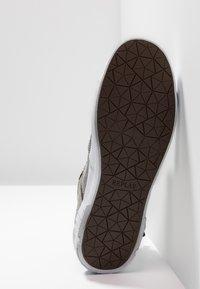 Replay - DOCK - Sneakers alte - grey - 4