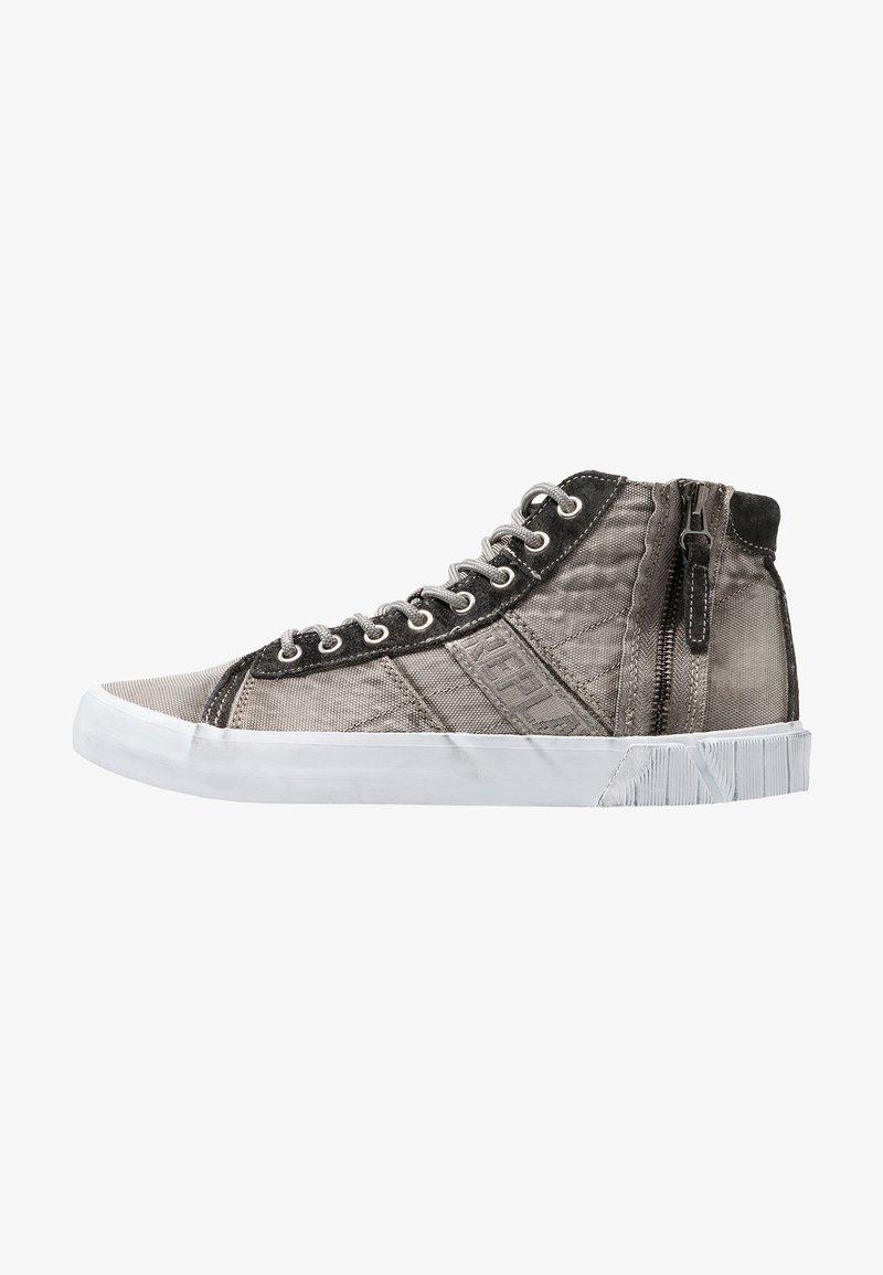 Replay - DOCK - Sneakers alte - grey