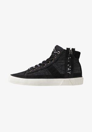 CASEL - High-top trainers - black