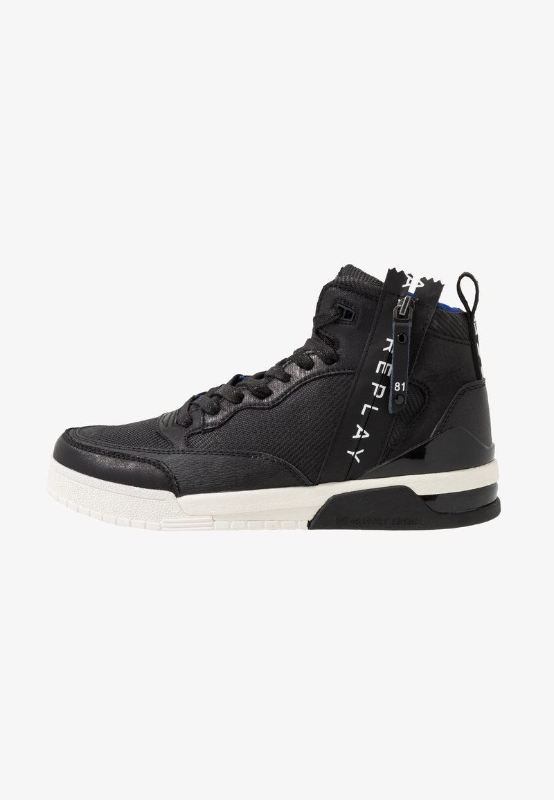 Replay - MISSION - Sneaker high - black