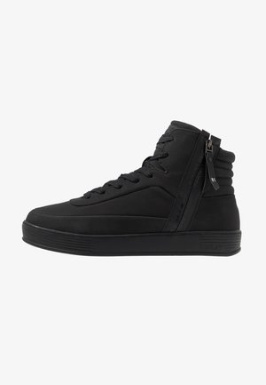CHAPEL - Höga sneakers - black