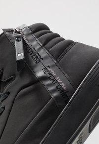 Replay - CHAPEL - Sneakers high - black - 5