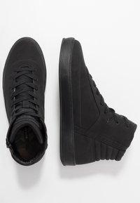 Replay - CHAPEL - Sneakers high - black - 1