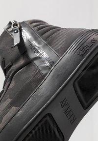 Replay - KELLER - Sneakers hoog - grey - 5