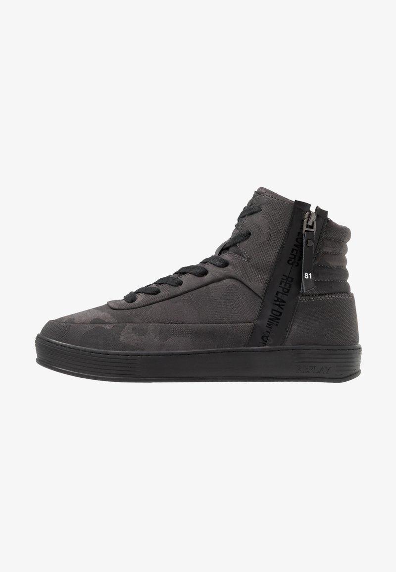 Replay - KELLER - Sneakers hoog - grey