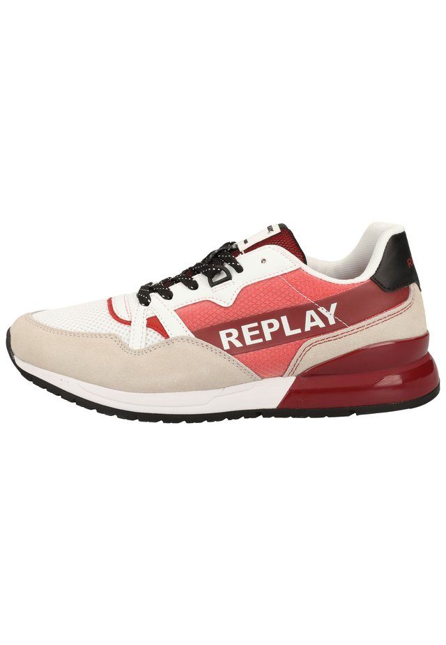 Sneaker low - white red 079