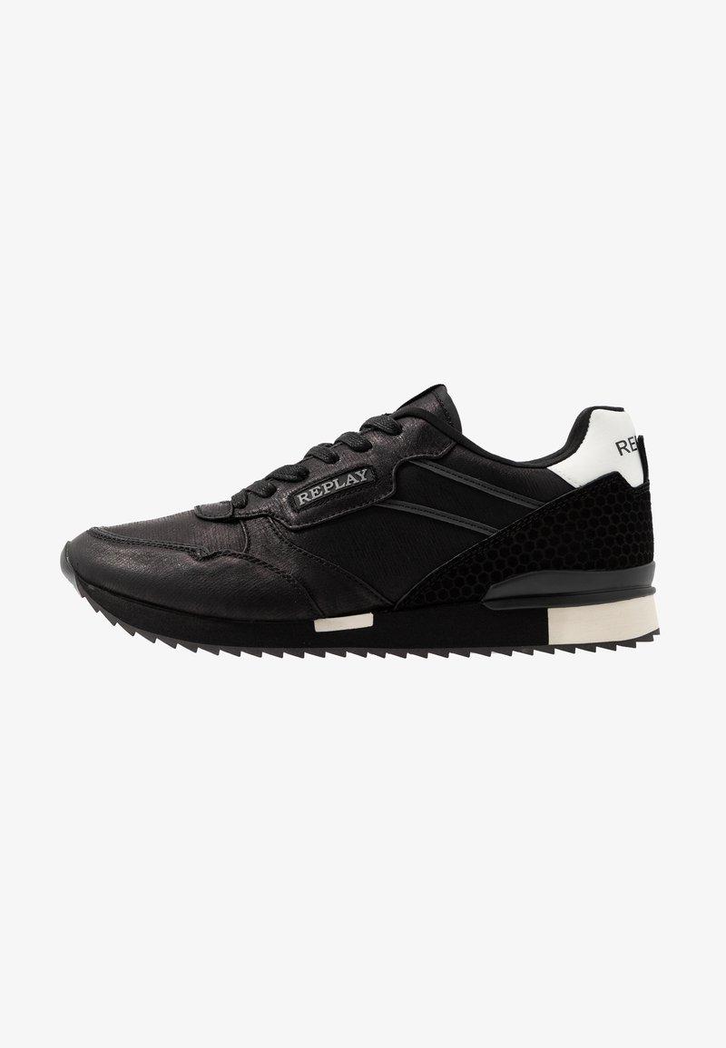 Replay - BUCKCODE - Sneakersy niskie - black