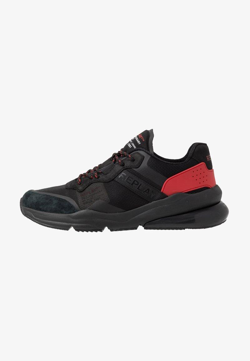 Replay - LEESBURG - Sneakers basse - black