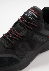 Replay - LEESBURG - Sneakers basse - black - 5