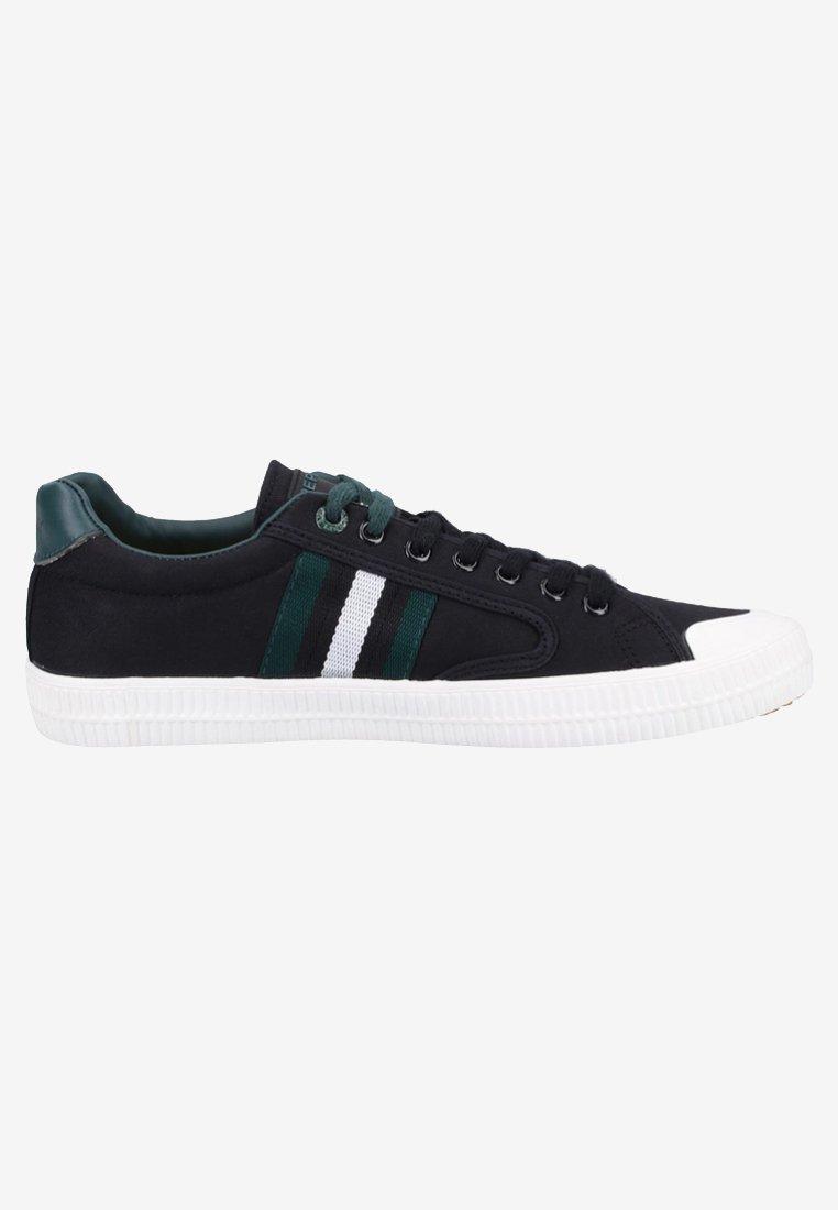 Replay Chaussures de skate black green
