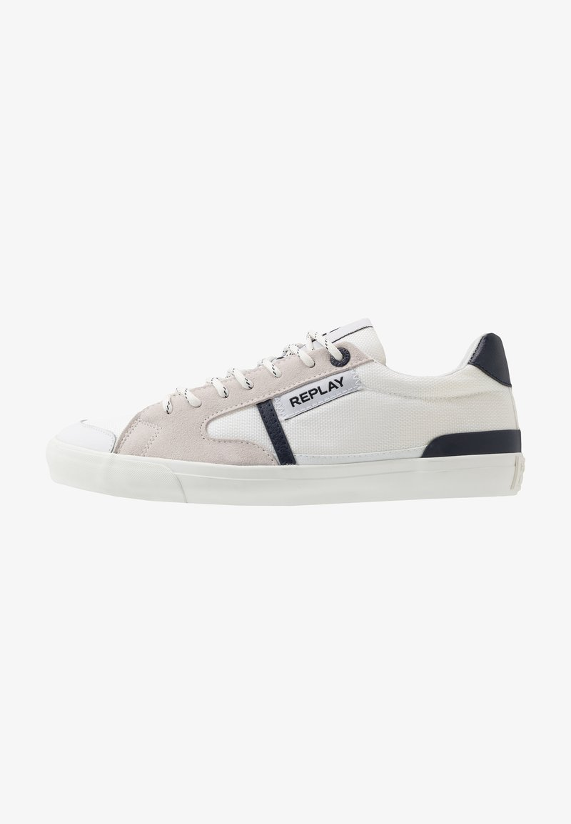 Replay - LAMPARD - Trainers - white