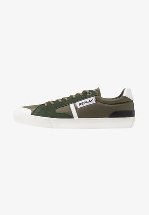 LAMPARD - Trainers - military green