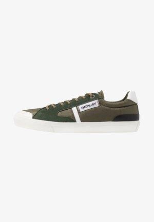 LAMPARD - Sneakersy niskie - military green