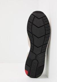 Replay - LIMERIK - Sneakersy niskie - white/black - 4