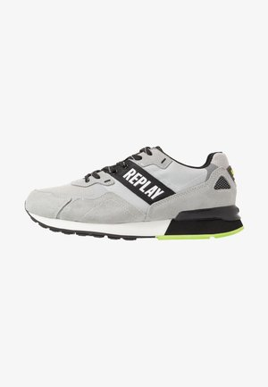 BOWLAND - Trainers - grey/black