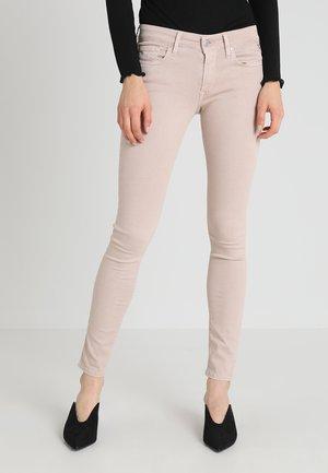 LUZ HYPERFLEX - Jeans Skinny Fit - beige