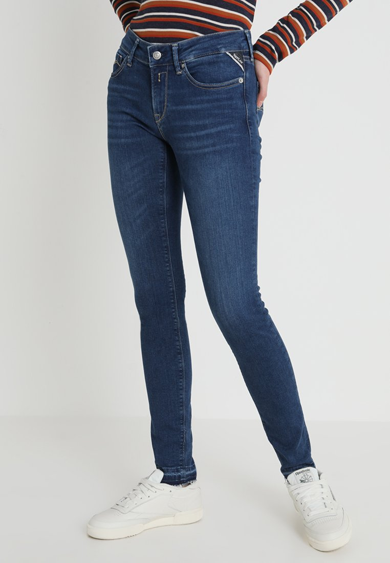 Replay - LUZ HYPERFLEX - Jeans Skinny Fit - dark blue