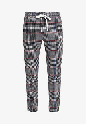 PANTS - Tracksuit bottoms - grey/black/blue/red