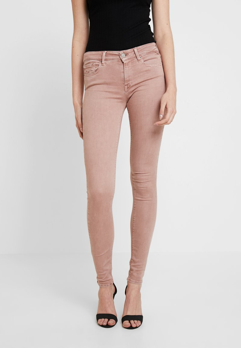 Replay - NEW LUZ - Jeans Skinny Fit - light pink