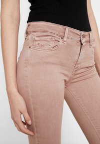 Replay - NEW LUZ - Jeans Skinny Fit - light pink - 3