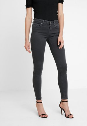 NEW LUZ - Jeans Skinny Fit - blackboard
