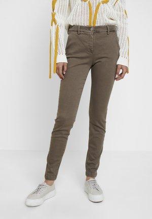LYSA HYPERFLEX - Trousers - brown