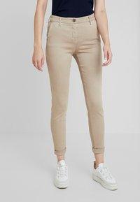 Replay - LYSA HYPERFLEX - Jeans Skinny Fit - beige - 0