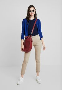 Replay - LYSA HYPERFLEX - Jeans Skinny Fit - beige - 1