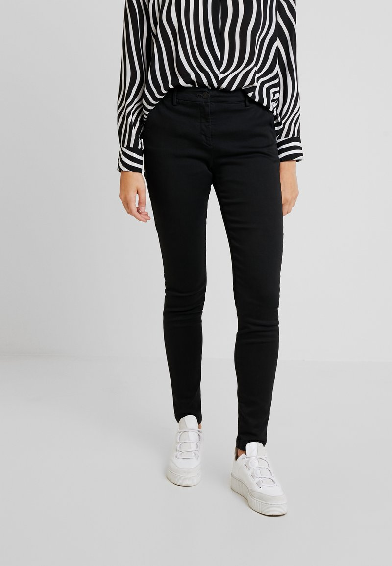 Replay - LYSA HYPERFLEX - Jeans Skinny Fit - black