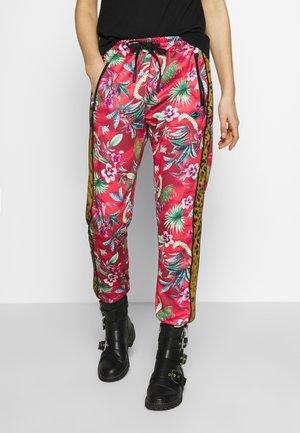 PANTS - Pantaloni sportivi - redflower