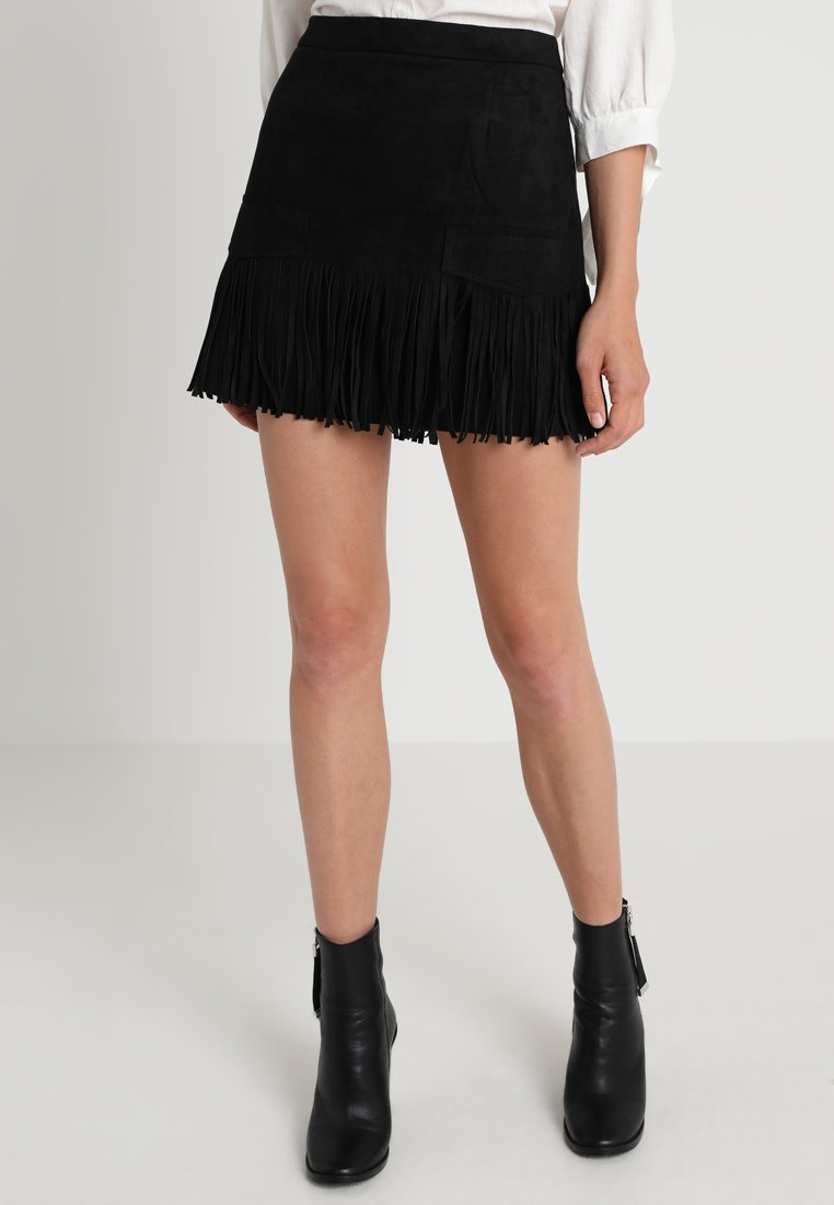 Replay - SKIRT - Minirock - black