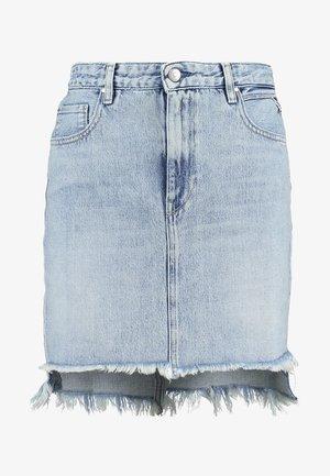 SKIRT - Pencil skirt - light blue