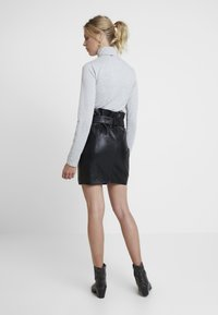 Replay - SKIRT - A-line skirt - black - 2