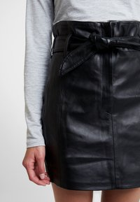 Replay - SKIRT - A-line skirt - black - 4