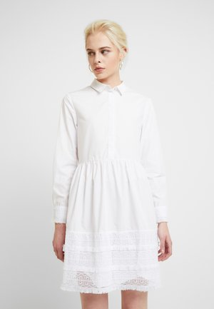 DRESS - Day dress - white
