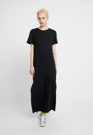 DRESS - Maxikleid - black