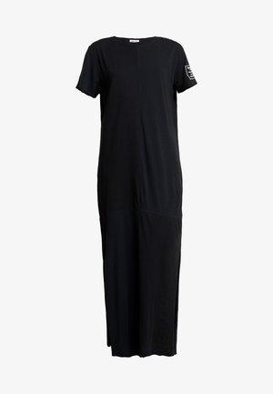 DRESS - Maxikjole - black