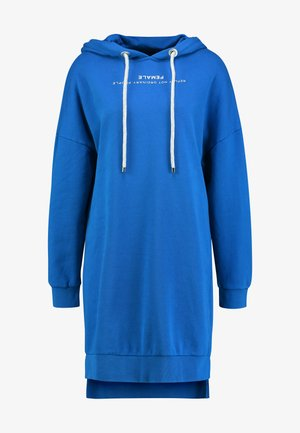 DRESS - Korte jurk - bluedenim