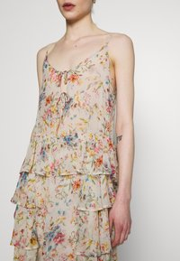 Replay - DRESS - Freizeitkleid - beige/multi-coloured - 4
