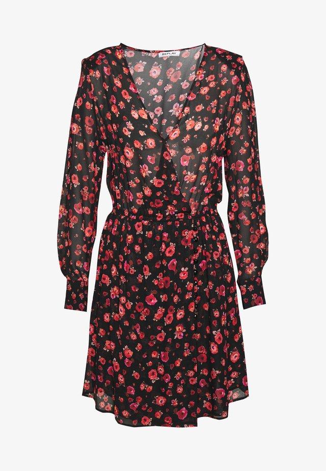 DRESS - Korte jurk - multi