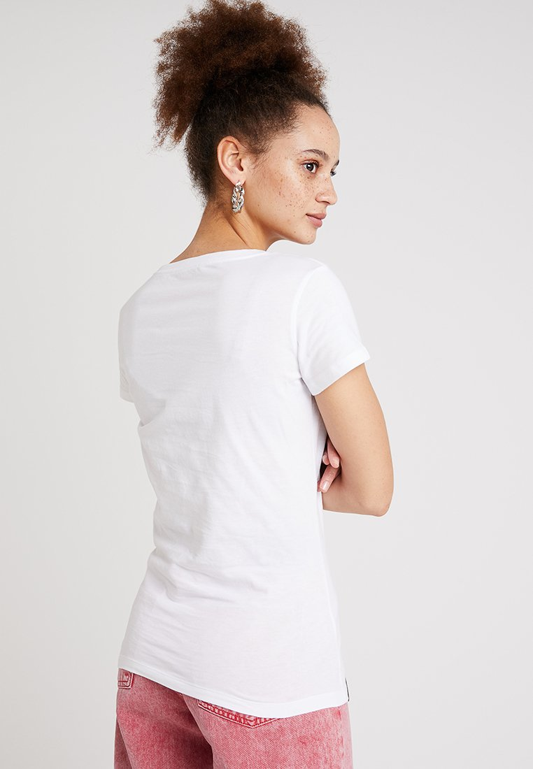Replay 2 PACK - T-shirts - white/white