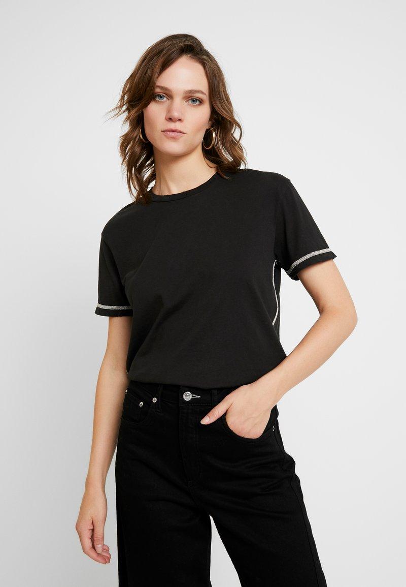 Replay - T-shirt z nadrukiem - blackboard