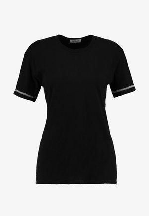 T-shirt med print - blackboard