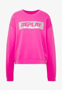 Replay - Felpa - pink - 5
