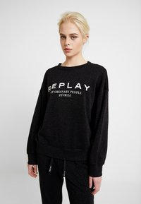 Replay - Sweatshirt - black - 0