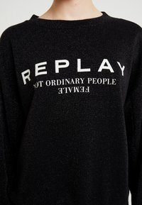 Replay - Sweatshirt - black - 5