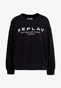 Replay - Sweatshirt - black - 4