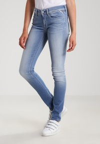 Replay - HYPERFLEX LUZ - Jeans Skinny Fit - light blue - 0